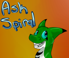 Ask Spiral by DragonCartoons