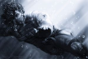 The Winter Soldier by PetiteAllemande
