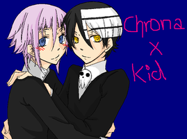.-' Chrona + Kid '-. by SatomiOzawa