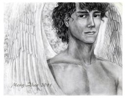 .: Guardian Angel :. by moonlightamber