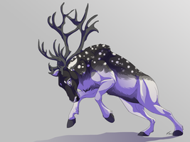 Nooka Caribou by DawnFrost