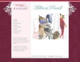 Millicent Russell jewellery by klepas