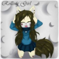 Rolling Girl by kokoriste1