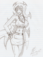 Rubber Scanty - Sketch by nek0master