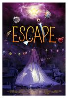 Escape Poster by AnthonyScime