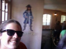 Me and the Epic Painting by SaraSparrow