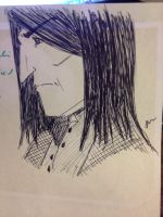 Snape Doodle 140 by dragoon811