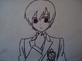 haruhi by eve12no2name