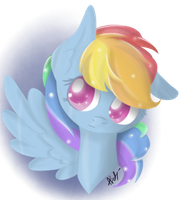 Yet another dashie by HamaTTe