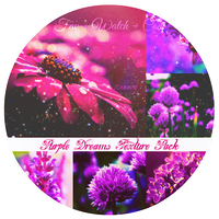 Purple Dreams Texture Pack by StaNavy
