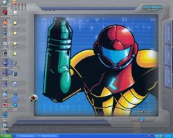 Metroid Zero Mission 1 by FJOJR