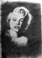 Marilyn Monroe By Vallypete77-d6j6st4 by iluvhannahle