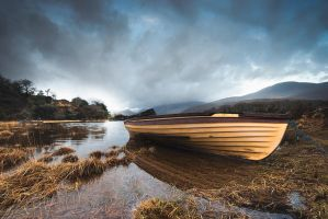 Boats of Killarney no.2 by Locter