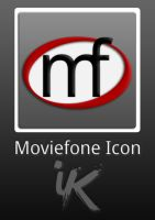 Moviefone Icon for Android by kahil