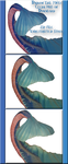 Sea Serpent or Dragon Tails Zip File by WDWParksGal-Stock