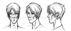 Vaid: Face Reference by redpennant