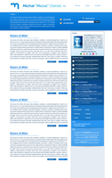 M. Blog 01 by: michaelPL by WebMagic