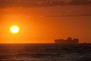 Voyage into the Sun by nathanspotts