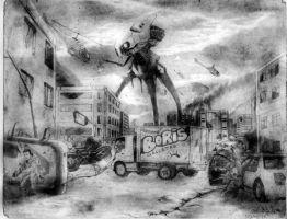 War of the Worlds by BorisDraconian117