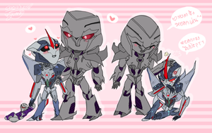 TFP my lovely seeker by cherohero