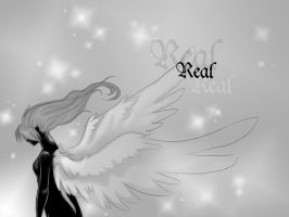 Real... by Arivina
