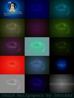 YAGLB 16 wallpaper pack by troikas