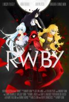 RWBY Poster by inkZER0