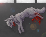 Cinderpaw's accident by jellowpaw
