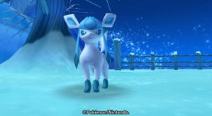 PokePark Glaceon by TurtwigTard