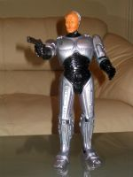 6th Scale RoboCop by guyver1
