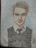 Brendon Urie - Typography by HannahRenae