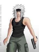 Jiraiya Contest Entry by synyster-gates-A7X