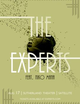 The Experts (Poster mock-up) by Octop1