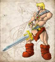 He-man Colors by GavinMichelli
