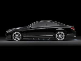 benz cl 600 by san29