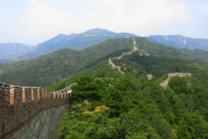 Great Wall of China by EmpressCotton