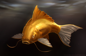The Golden Magikarp
