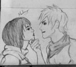 Bastion X Amber ~ Would you live for me by ThisWeirdPerson