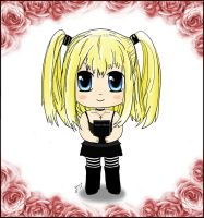 Chibi Misa-Misa color by Yusyus
