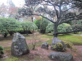My Photo Set of Portland Japanese Garden by silver2004