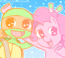 Party Animals by Krazy-Chibi