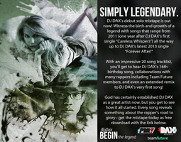Simply Legendary Ad by Crazed-Artist