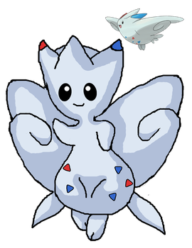 Togekiss Redesign by oneilmarty