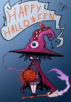 HAPPY HALLOWEEN by boultim
