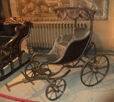 Child's Carrige by fuguestock