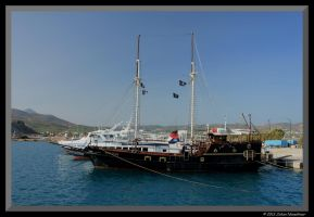 The Black Pearl by jochniew