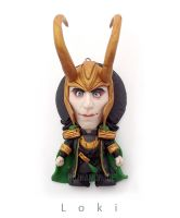 AVENGERS - LOKI - CLAY SCULPTURES by buzhandmade