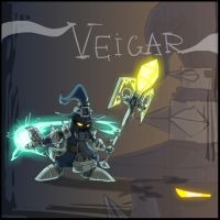 Veigar by Patrick01