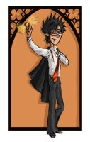 James Potter by kissyushka