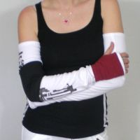 Runner arm warmers by eitanya
